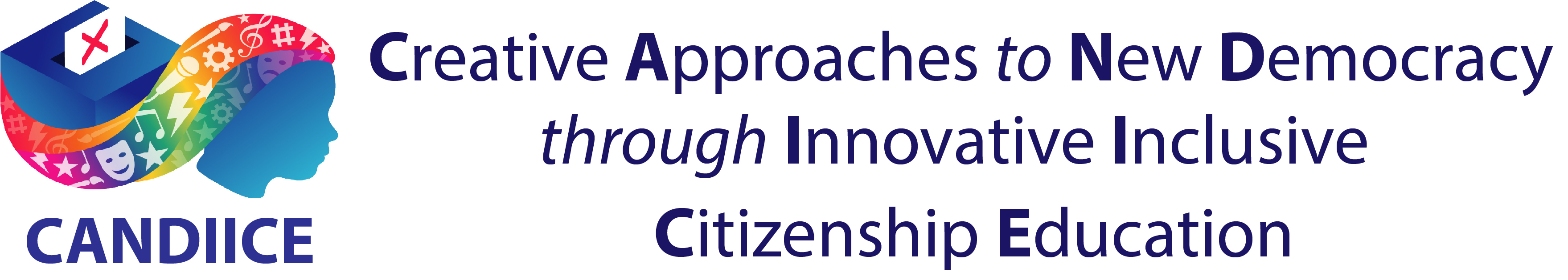 CANDIICE - Creative Approaches to New Democracy through Innovative Inclusive Citizenship Education